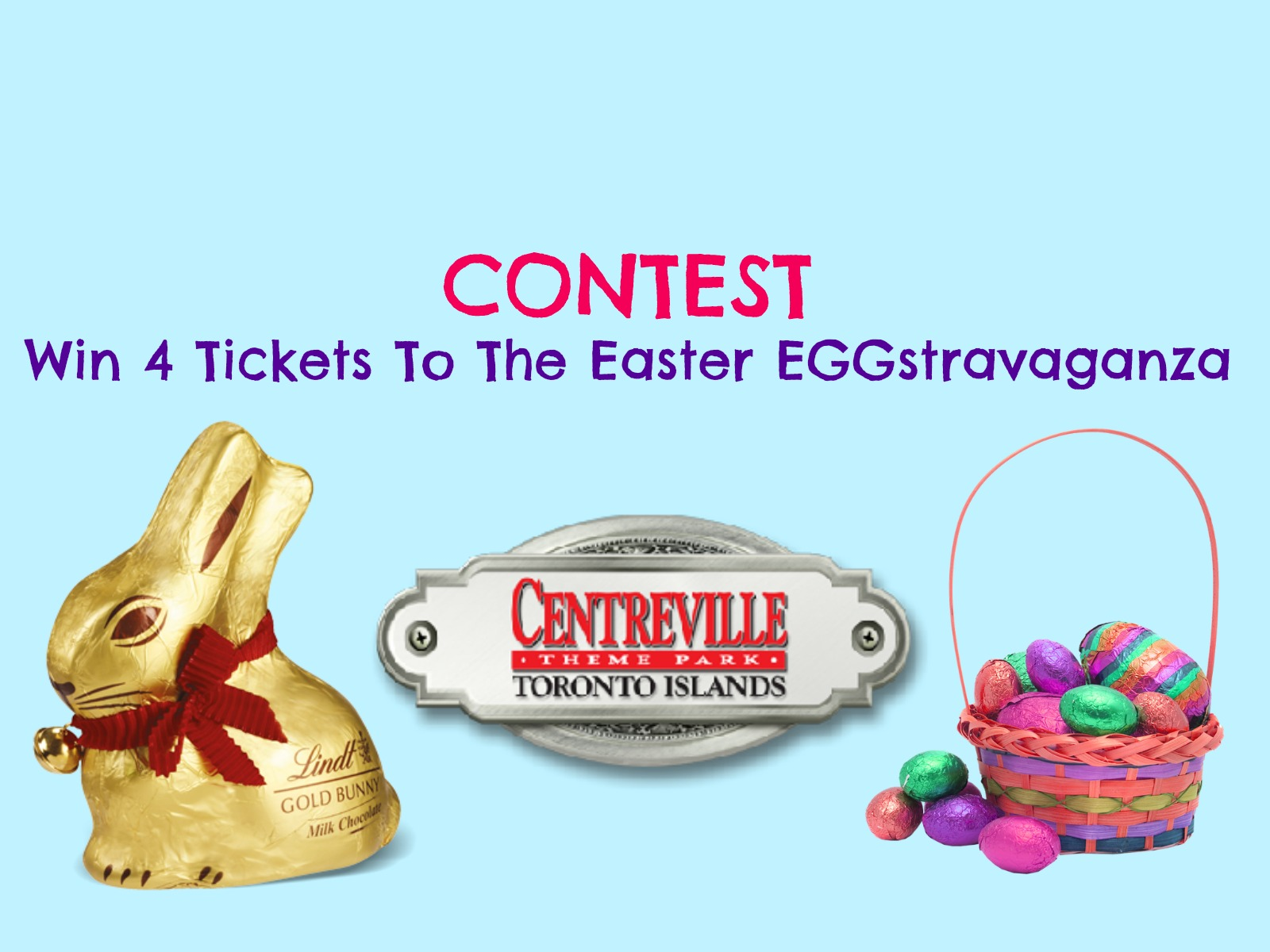 CONTEST: Win Tickets To The Easter Eggstravaganza