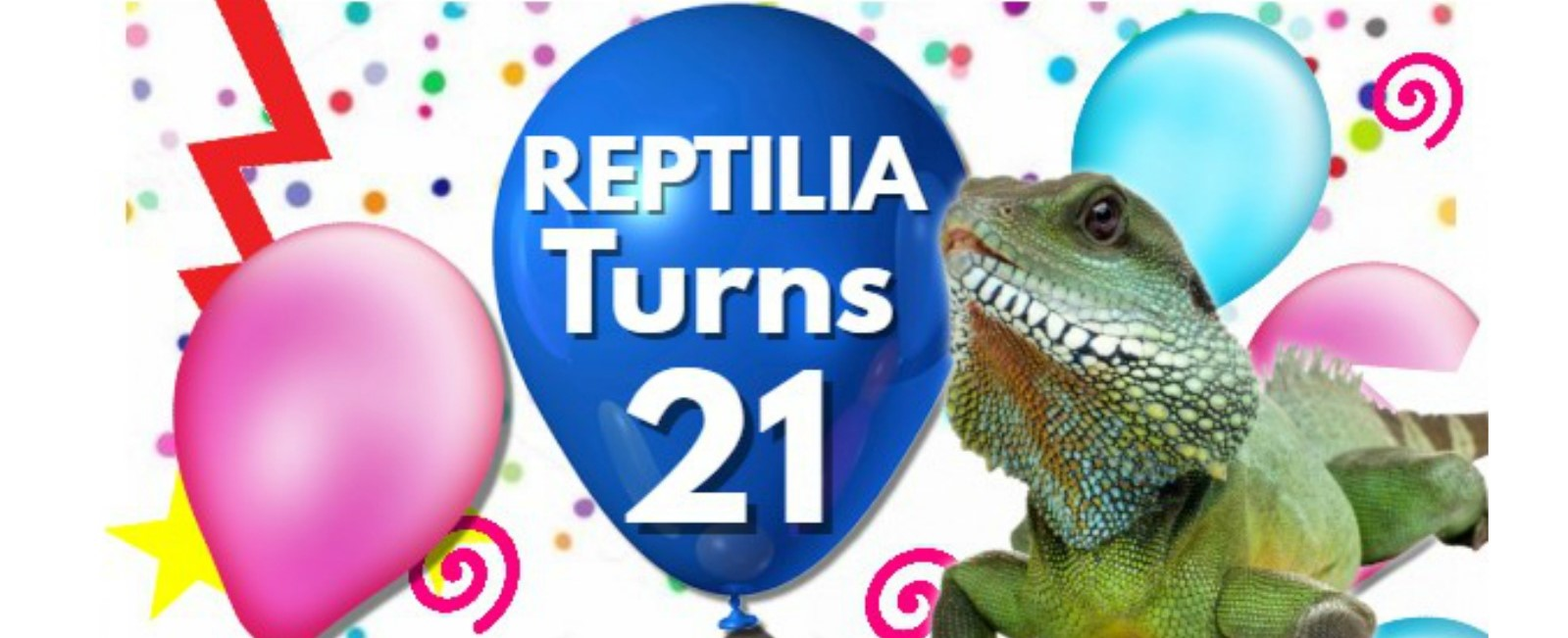 Reptilia Party Is In 2 Weeks!