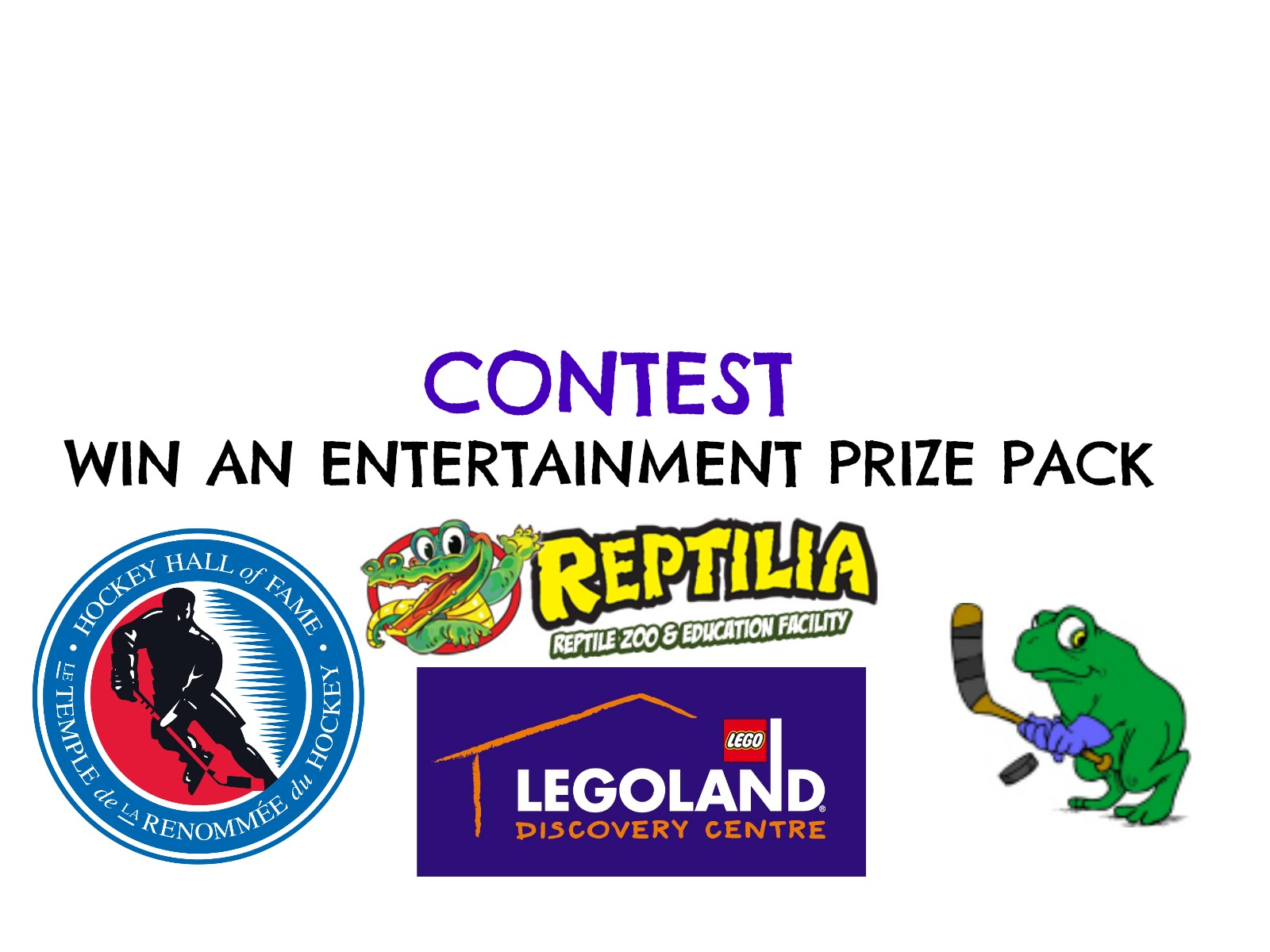Contest: Entertainment Prize Pack