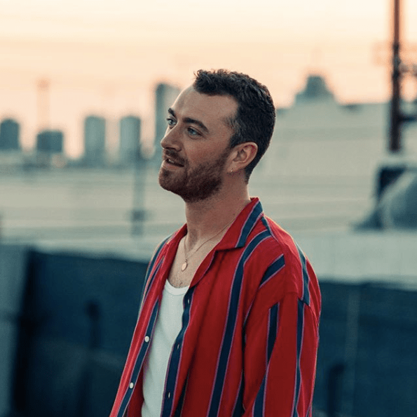 "Картинки по запросу Sam Smith Is Reclaiming His ""Curves"" And Fighting ""The Fuck Back"""