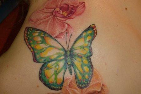 19 erfly tattoo