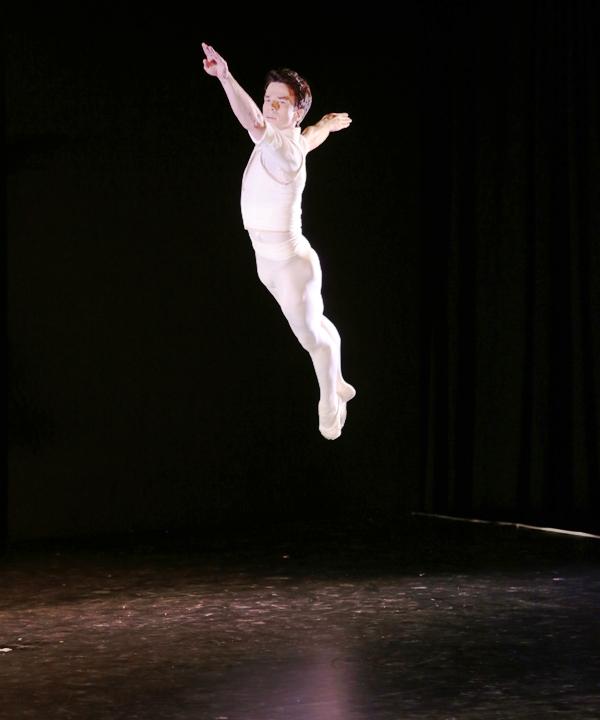 American ballet theatre stars under the stars for Ballerine disegnate