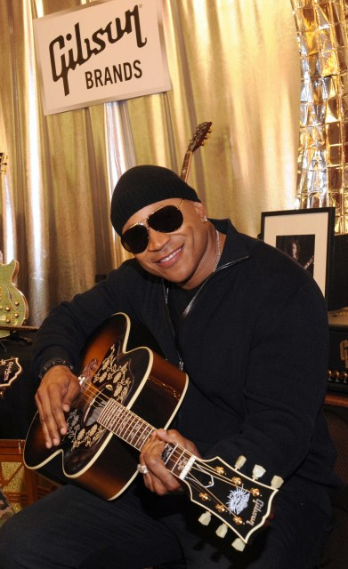 Grammy host LL Cool J (photo: VivianKililea/WireImage)