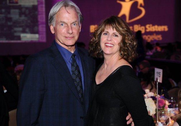 Actors Mark Harmon & Pam Dawber at BBBS Gala