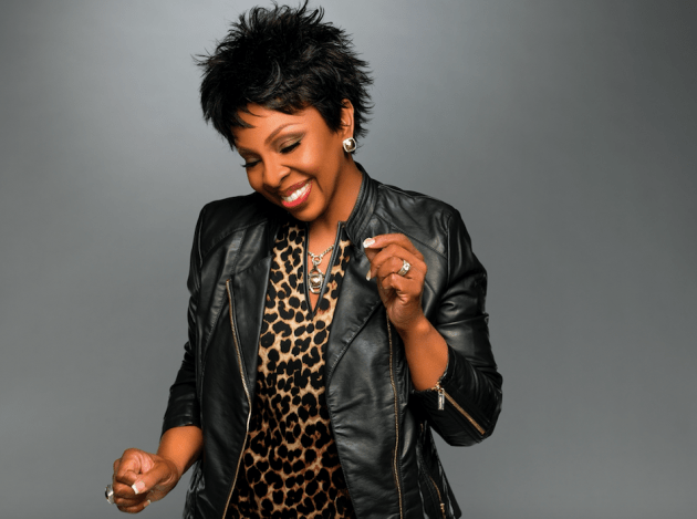 Gladys Knight (photo by Derek Blanks)