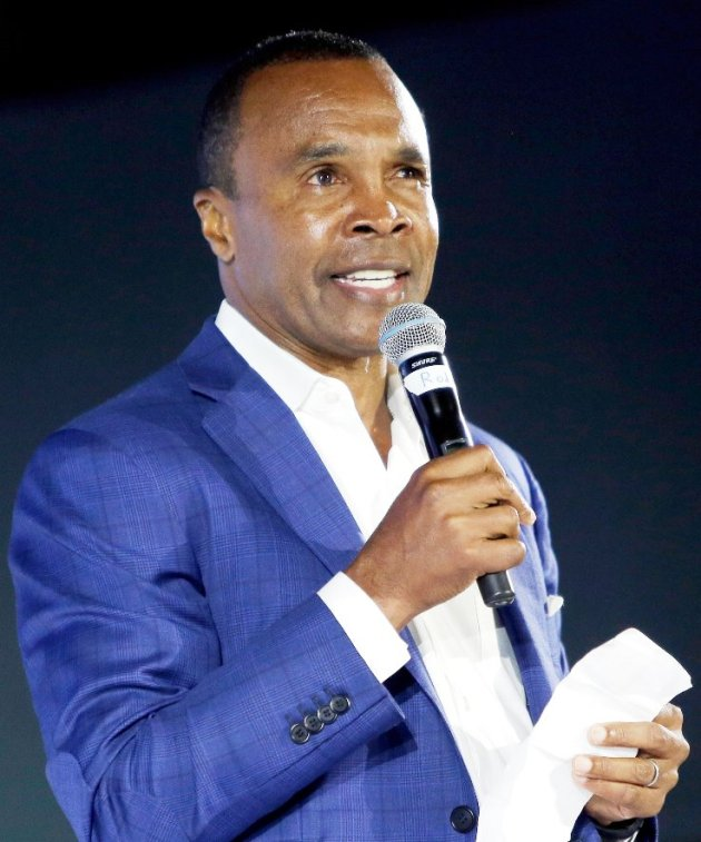 Sugar Ray Leonard at HollyRod Foundation Event (Photo Credit: Tiffany Rose - Getty Images)
