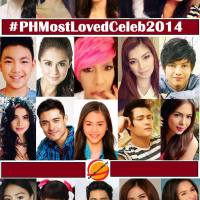 Philippines' Most Loved Celebrity 2014