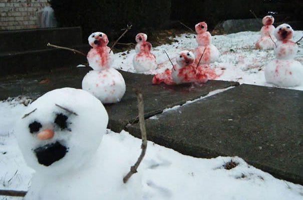 19-most-creative-snowmen-of-2016