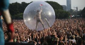 The Flaming Lips en Argentina (GEBA)