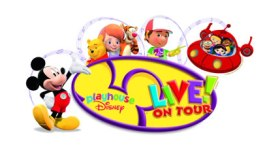 Playhouse Disney Live en el Gran Rex