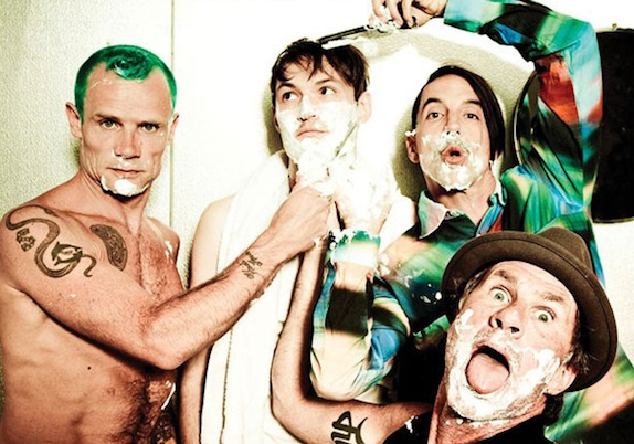 Red Hot Chilli Peppers en Argentina 2011