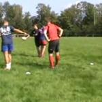 exercice rugby franchissement
