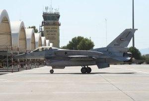 Base aérea de Morón. / Defensa