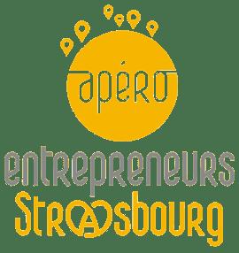 Logo Apéro Entrepreneurs Strasbourg