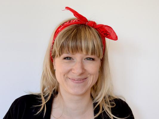 Mathilde Bermond-Hurst a créé son agence de graphisme, Cherry Fizz, et propose maintenant des formations