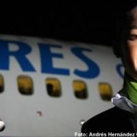 Aires presenta su nuevo Boeing 737