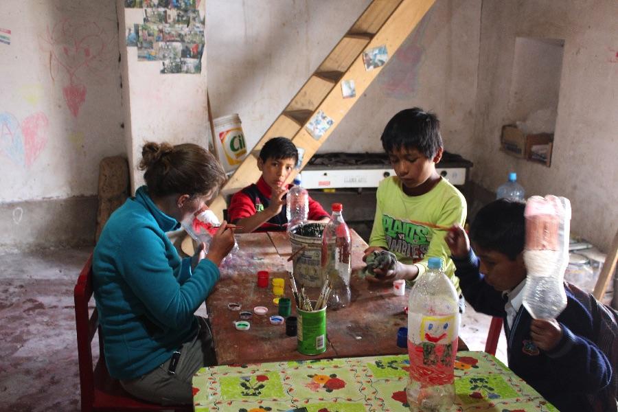 peinture-bouteilles-quinua