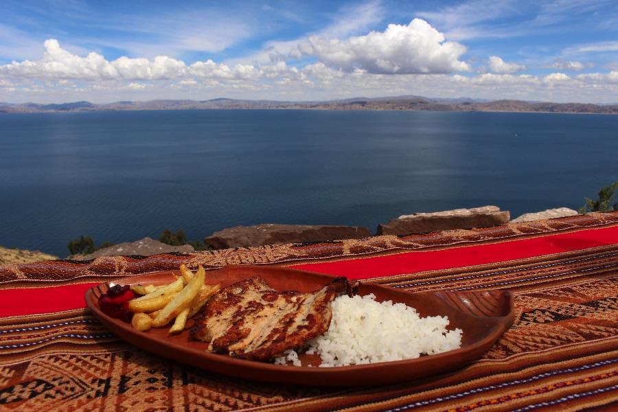 titicaca-truite