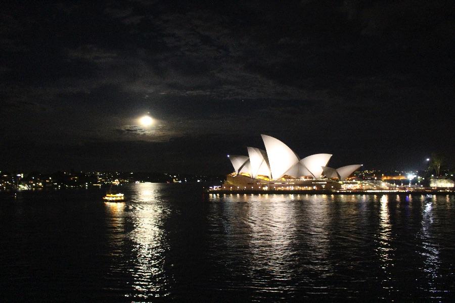 Une magnifique vue de l'Opéra pour bien finir!