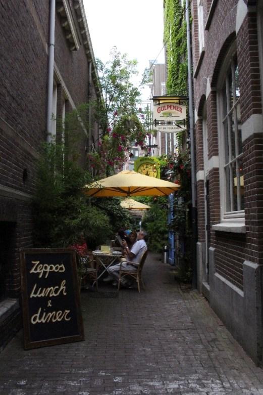 La ruelle du kapitein Zeppos