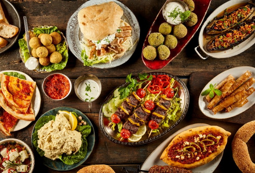 summer wedding buffet menu ideas | Yoktravels.com