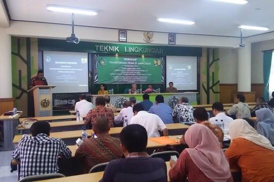 Workshop Tranformasi PDAM di Jawa Timur