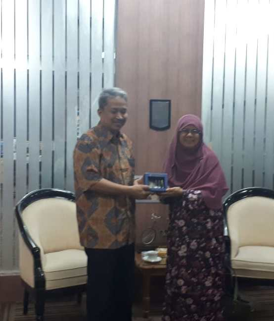 Program World Class Professor (WCP) Dikti di Departemen Teknik Lingkungan