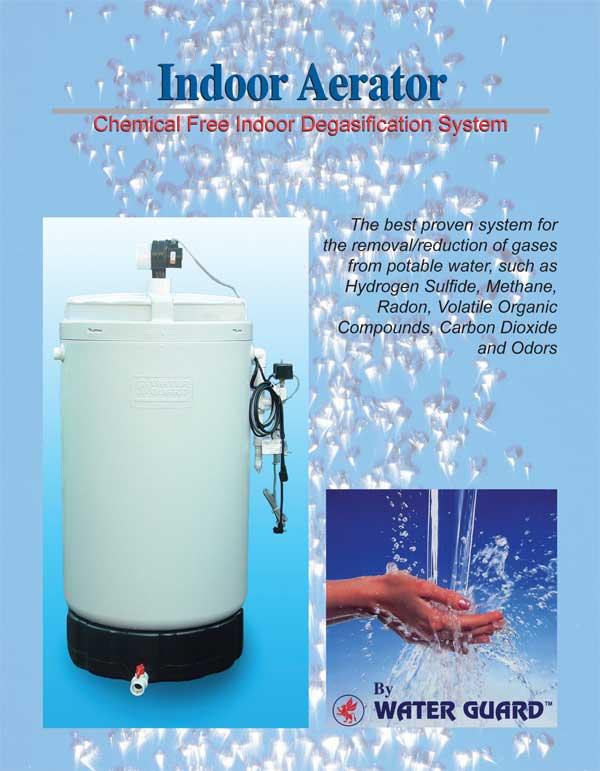 Methane Radon Gas Aerator Envirowater Technologies
