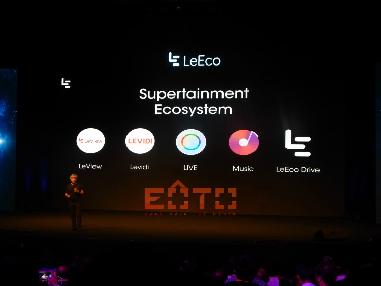 LeEco Supertainment Package