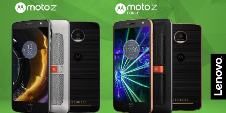 Moto Z and Moto Z Force