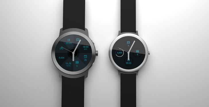 Android Wear Smartwatches Leak