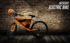 Spero Electric Bike