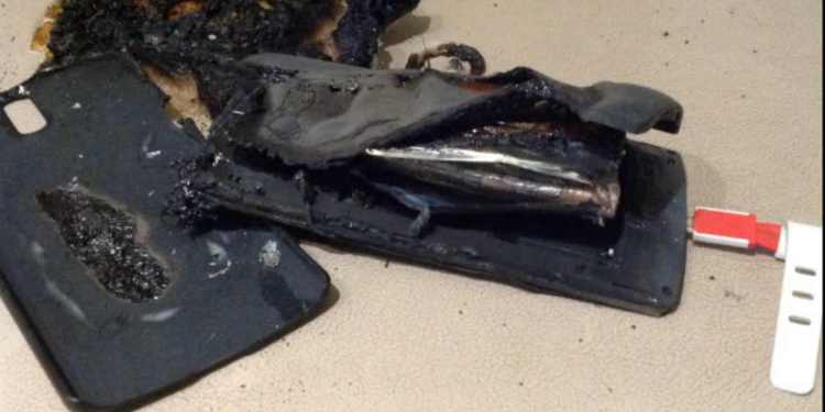 OnePlus One Exploded