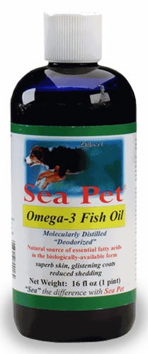 Coat Fish Oil & Omega Supplements Sea Pet Omega 3 Fish Oil Supplements