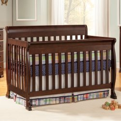 Small Crop Of Davinci Kalani 4 In 1 Convertible Crib