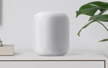 HomePod de Apple.