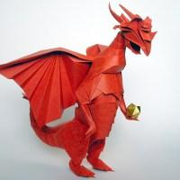 10 Amazing Origami Dragons