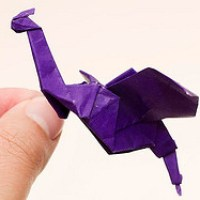 How to Make Origami Dragons (Video Tutorials)