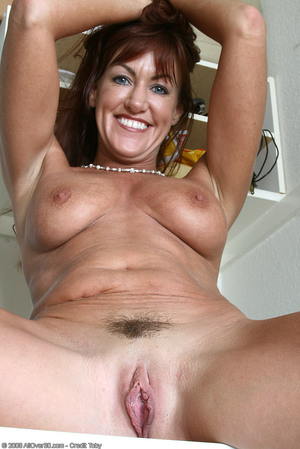 senior hairy nude women
