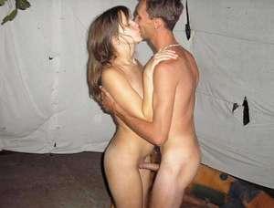 naked beach erection