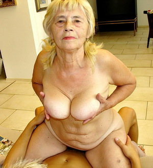 80 year old woman naked