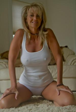 tumblr older mom tits tied