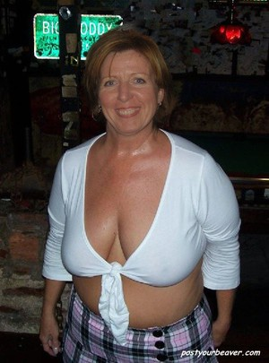 mature saggy tits doggystyle