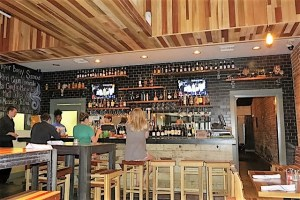Restaurant IPO bar