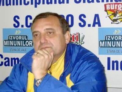Telu Stancu e interimar la CS Mioveni