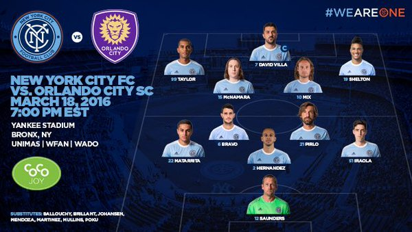 Image from @NYCFC.