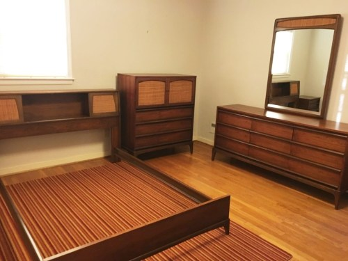 Medium Of Mid Century Modern Bed
