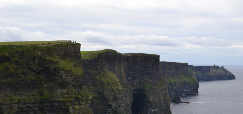 Cliff of Moher in Irlanda: il luogo in cui ritornerei