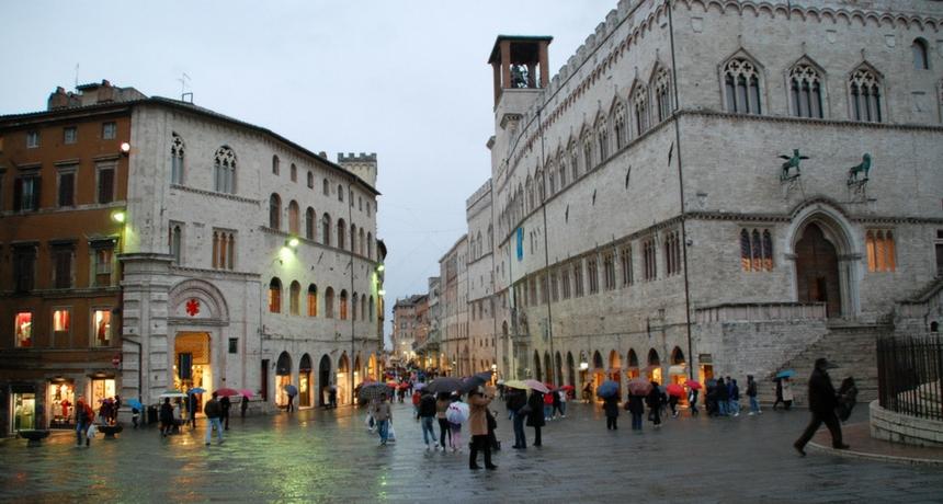 Cosa fare a Perugia quando piove. Ecco i miei consigli