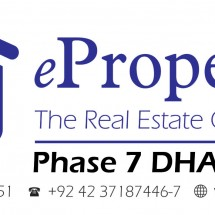 DHA Lahore Phase 7 Plots & Houses for Sale